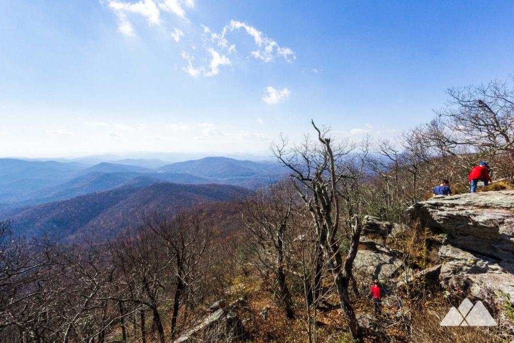 Blood Mountain Trail