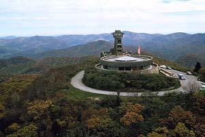 Brasstown Bald, Wagon Train Trail