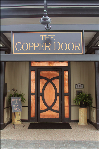 The Copper Door